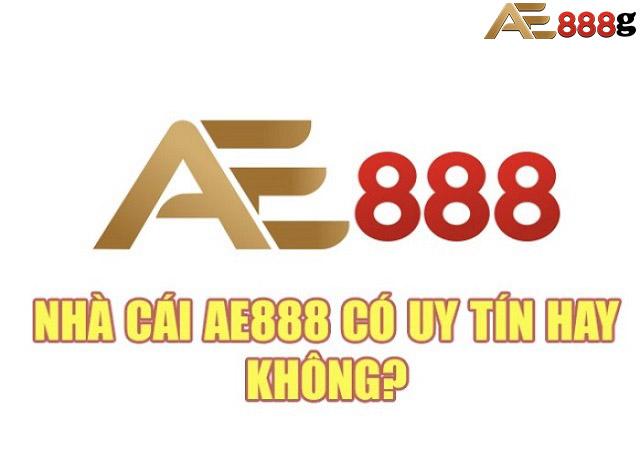 AE888 là nhà cái trực tuyến uy tín