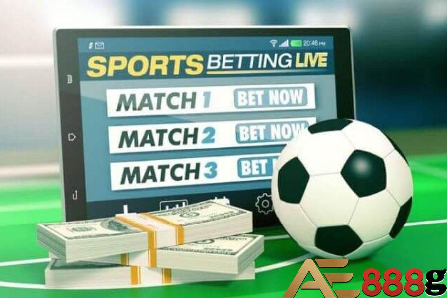 Cá cược thể thao trực tuyến tại AE888
